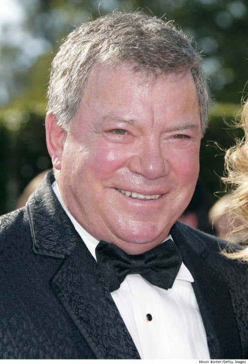 William Agee William Shatner is Aging